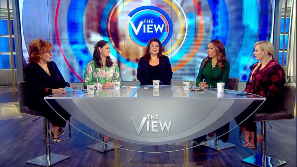 """""""The View"""" co-hosts responded to harsh comments about Joy Behar from Kid Rock Friday."""