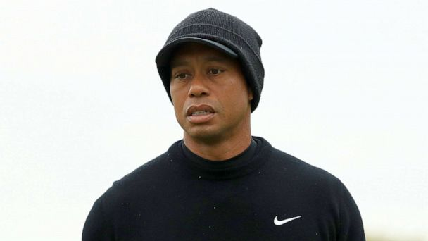 Tiger Woods named in wrongful-death lawsuit by family of man who died in DUI crash