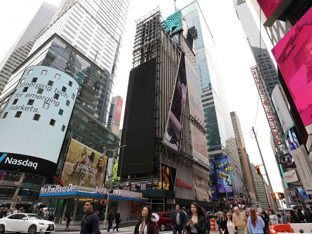 Man arrested for allegedly planning attack on Times Square