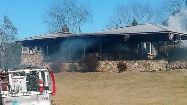 Over $150,000 raised after Roy Moore accuser's home burns down in suspicious fire