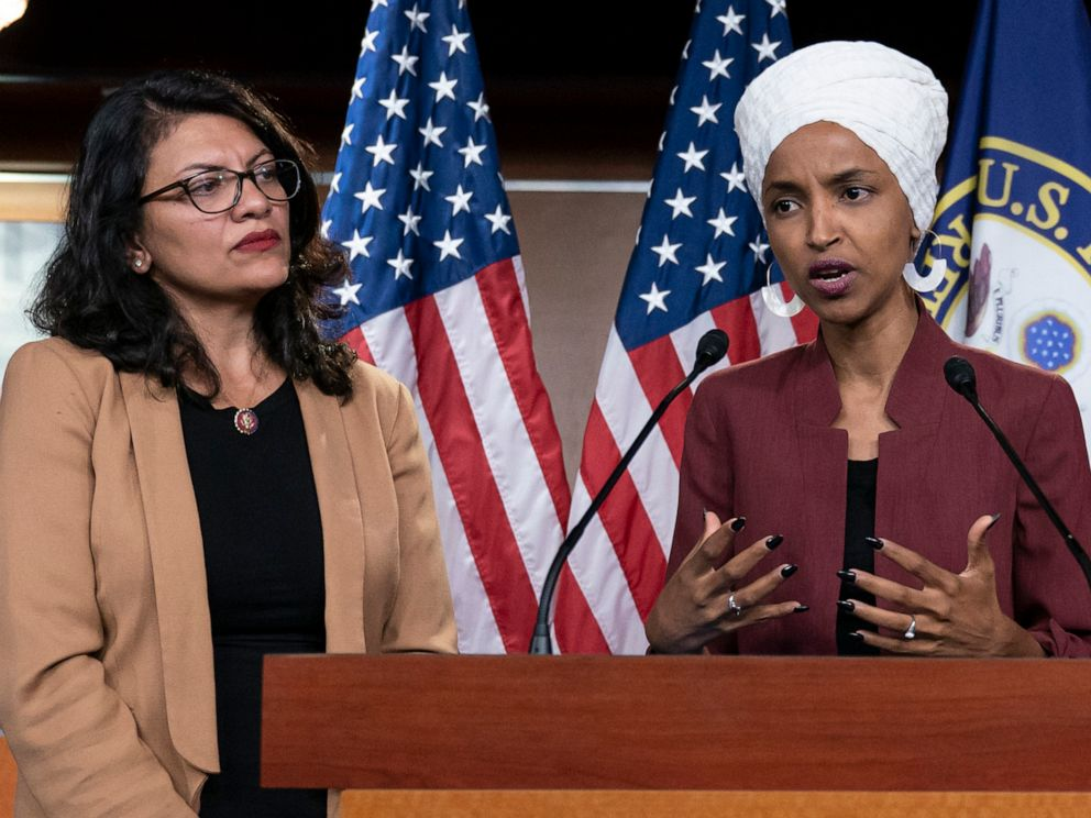 Israel confirms it will ban Rashida Tlaib and Ilhan Omar from entry