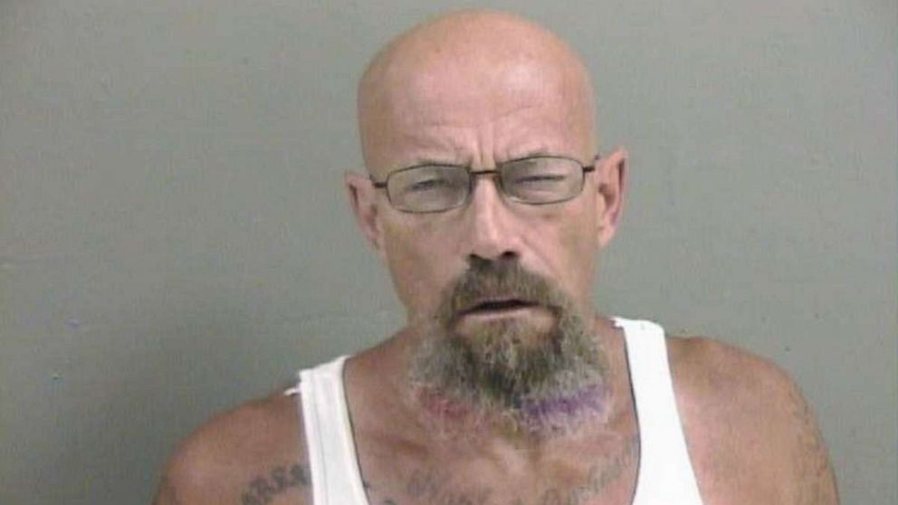 Walter White look-alike wanted on probation violation from meth charge