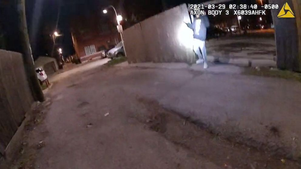 Adam Toledo police shooting: Chicago releases body cam footage of 13-year-old's death