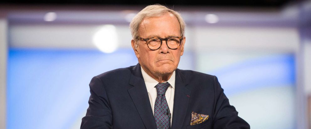 PHOTO: Tom Brokaw is pictured on April 6, 2018.