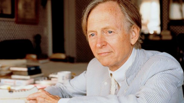 The Right Stuff author Tom Wolfe dies at 87