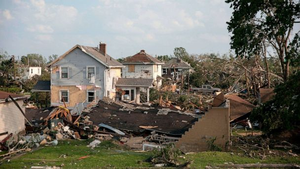 Tips on how to stay safe from a tornado after hundreds reported over past 12 days