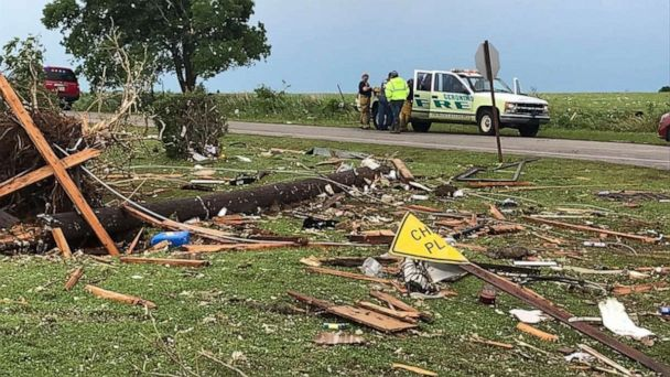 Life-threatening tornado outbreak, flash flooding possible Monday in Southern Plains
