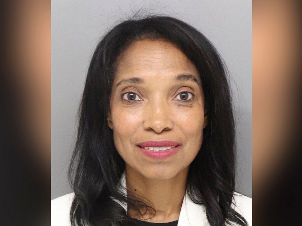 PHOTO: Former juvenile court judge Tracie Hunter is seen here in a booking photo.