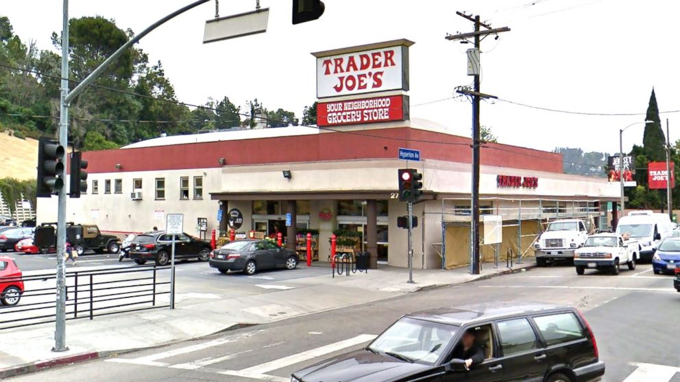 Trader Joe's at 2738 Hyperion Avenue in Los Angeles.