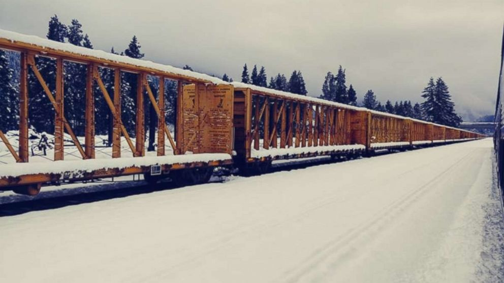 Amtrak train with 183 passengers stranded in Oregon since Sunday thumbnail