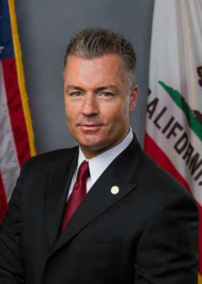 PHOTO: Travis Allen has represented California's 72nd Assembly District since 2012.