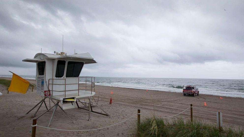 Mississippi, Florida declare emergency ahead of storm Alberto
