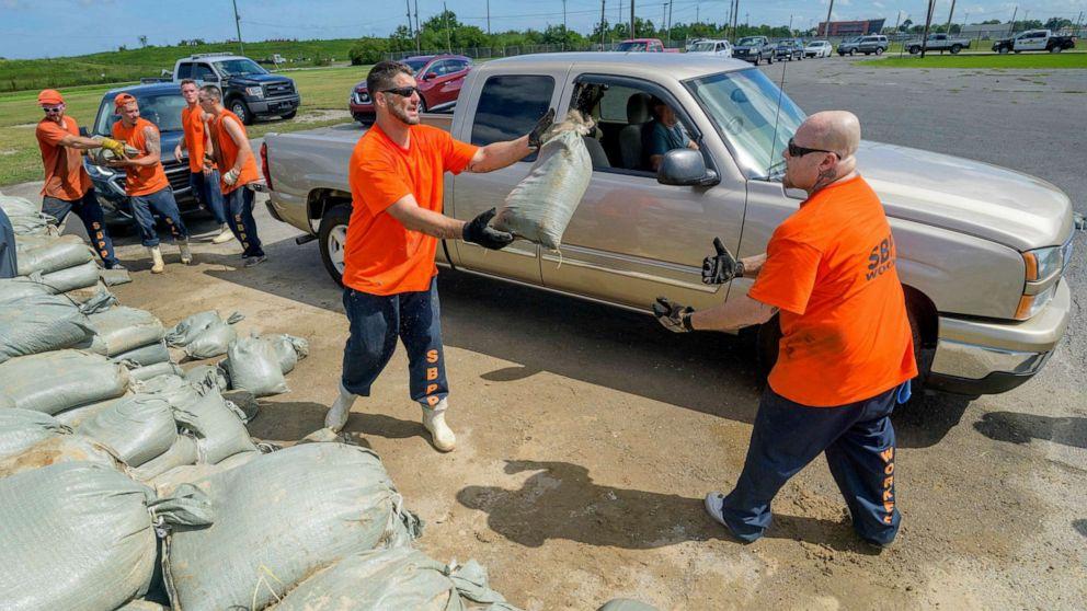 Dangerous Tropical Storm Barry nears Louisiana, mandatory evacuations ordered thumbnail