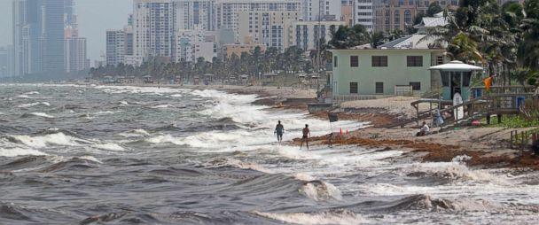 Gordon brings dangerous flash flooding, heavy rain to Gulf