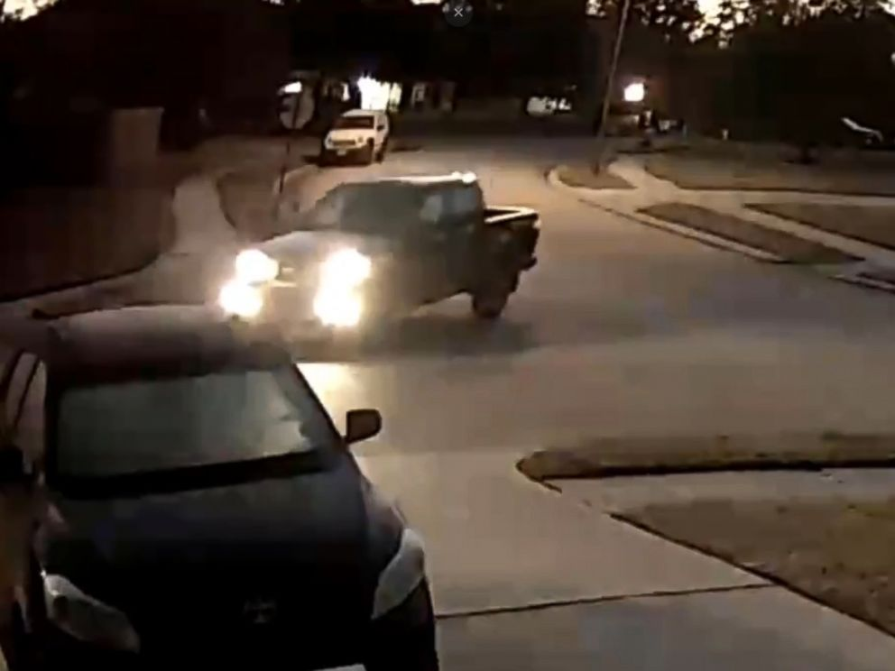 PHOTO: The suspects car was caught on surveillance video in the killing of Elizabeth Barraza , Jan. 25, 2019.