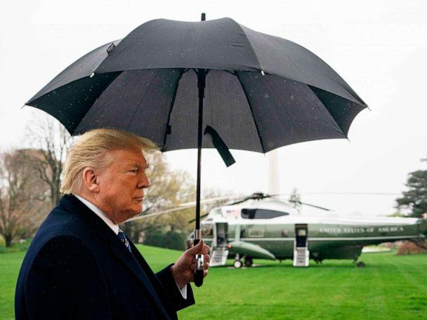 Coronavirus live updates: Trump considers enforceable quarantine in NY, NJ