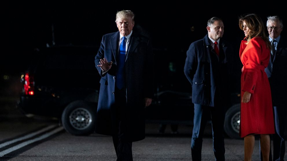 'Start Here': Trump in London for NATO meetings and SCOTUS weighs gun rights case thumbnail