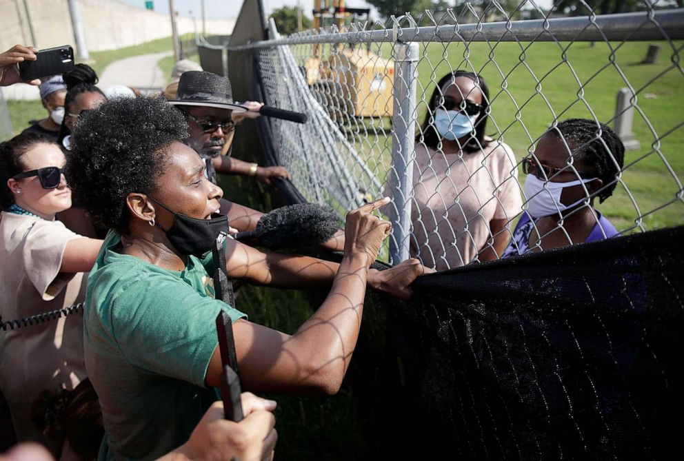 Reburial of Remains That Could be Linked to 1921 Tulsa Race Massacre Sparks Protests