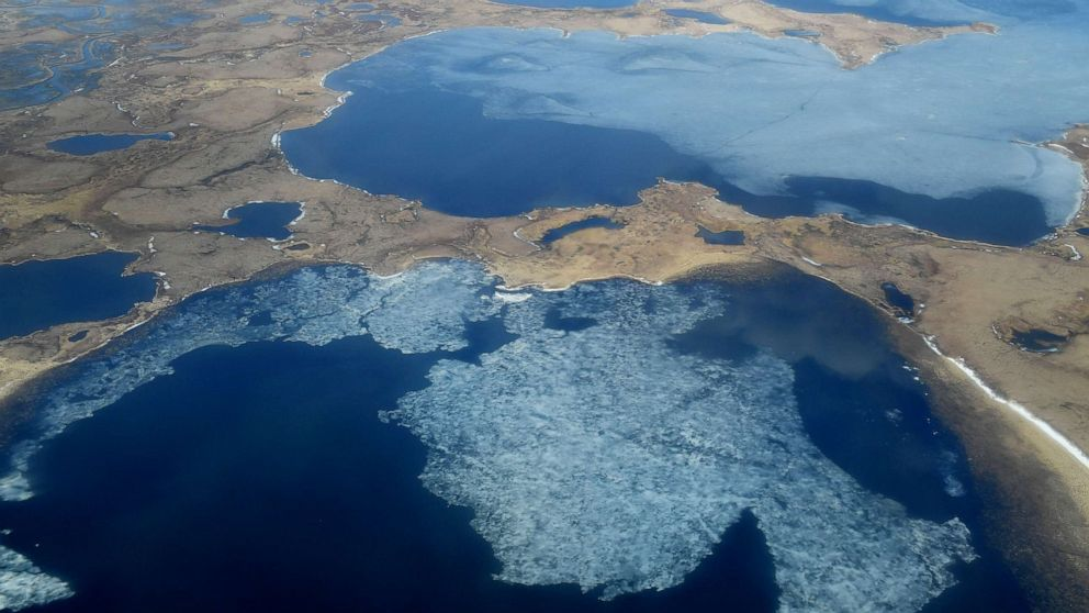 2nd-lowest Arctic sea ice increases concerns about impact of climate change on Indigenous communities