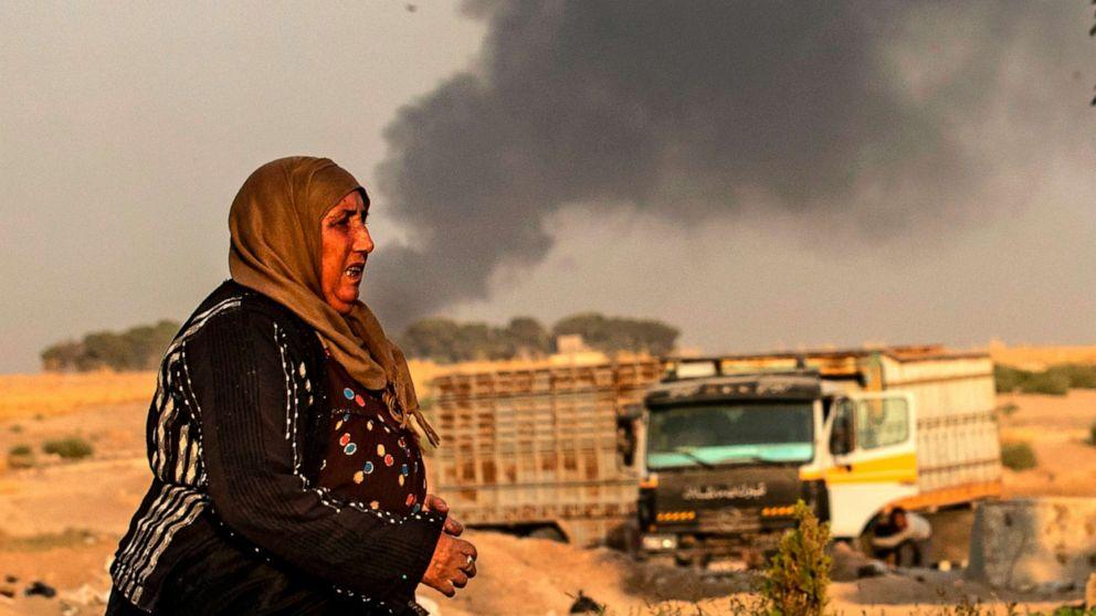 'ここでは':トルコに攻撃を開始シリアとドイツのシナゴーグの撮影