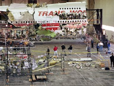 Wreckage of TWA Flight 800 to be destroyed 25 years after crash