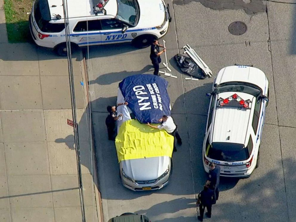 PHOTO: Twin infants were found dead in a hot car in New York City, July 26, 2019, according to police.