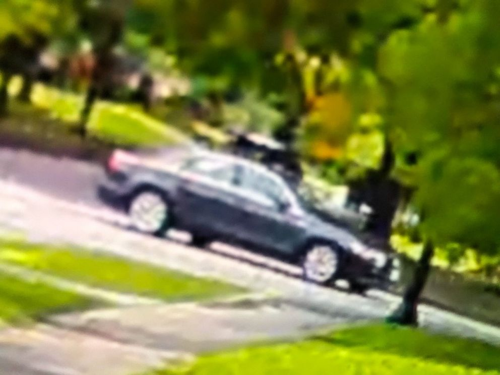 PHOTO: Fort Worth police are searching for a vehicle that abducted an 8-year-old girl from her neighborhood on Saturday, May 18, 2019.