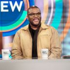 """Tyler Perry explains why he created his """"Madea"""" movies with """"The View,"""" Feb. 28, 2019."""