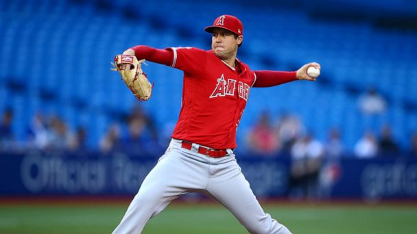 Late Los Angeles Angels pitcher Tyler Skaggs to be honored with pregame moment of silence