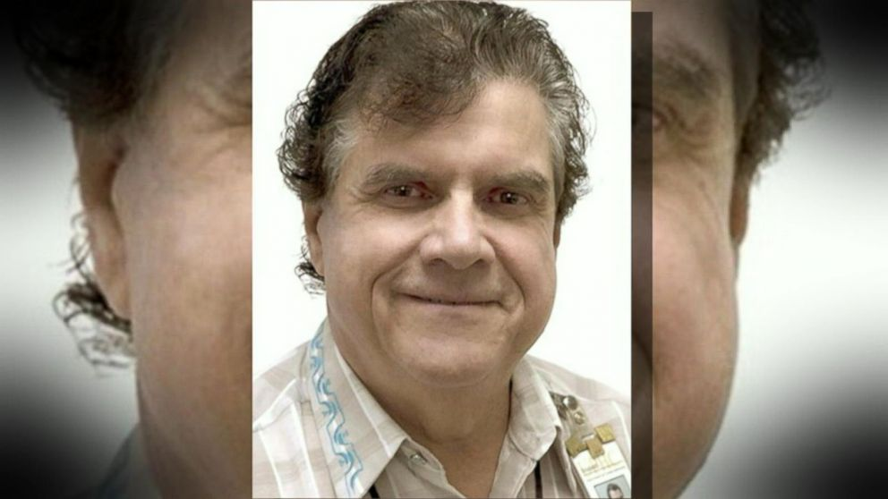 PHOTO: Dr. George Tyndall, a former gynecologist at the University of Southern California who has been accused of sexual misconduct, is photographed here.