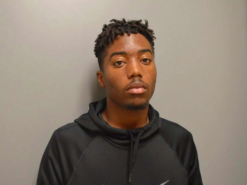 PHOTO: This booking photo released by the Manteca Police Department shows suspect 18-year-old Tyrone McAllister, Aug. 8, 2018.