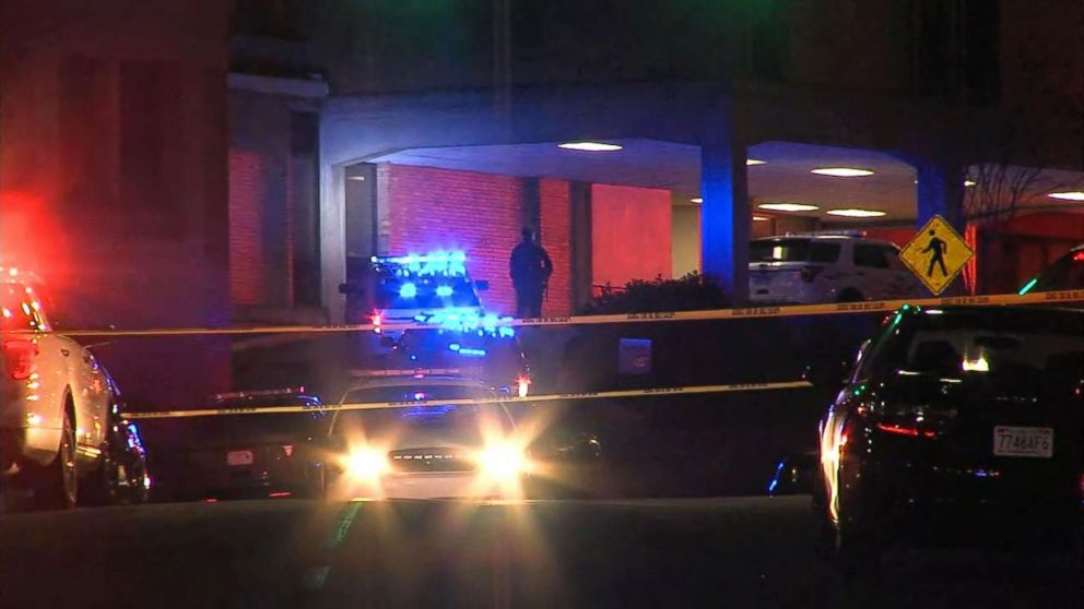 Victim, gunman dead after shooting at UAB Hospital-Highlands