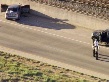 Uber driver allegedly fatally shot passenger on interstate