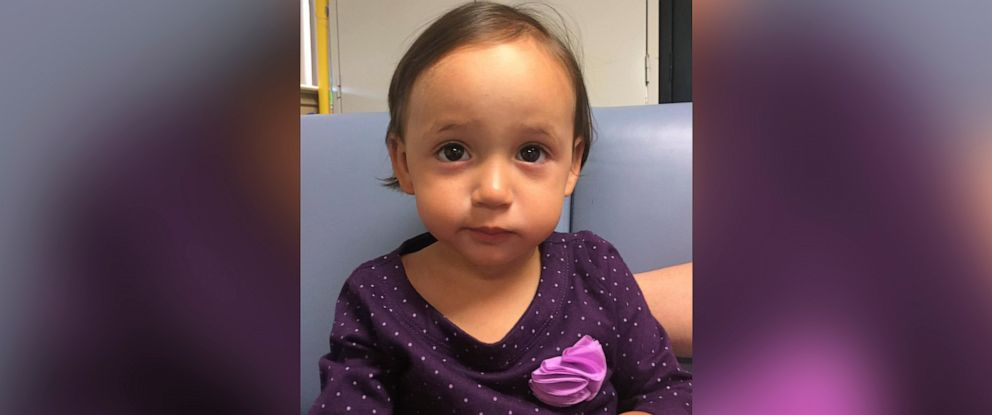 PHOTO: Authorities in Sacramento are searching for answers after an unidentified little girl was brought to a fire station.