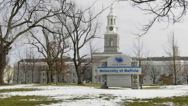University at Buffalo student critically injured in 'potential' hazing incident; school suspends all Greek life