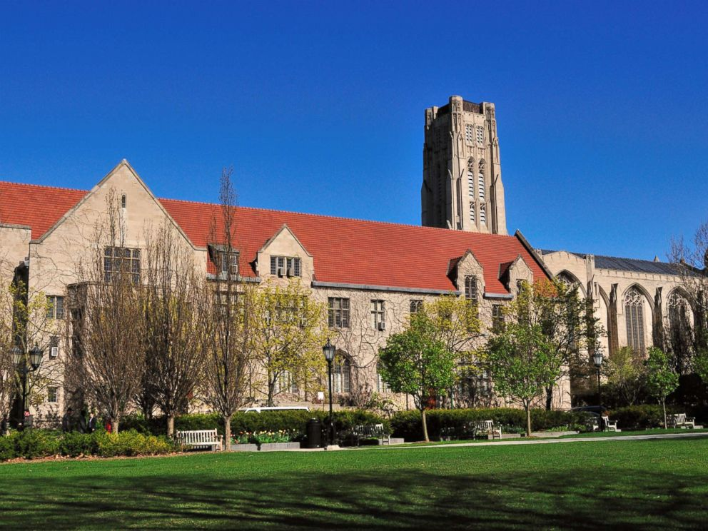 PHOTO: The campus of the University of Chicago is pictured in this undated stock photo.