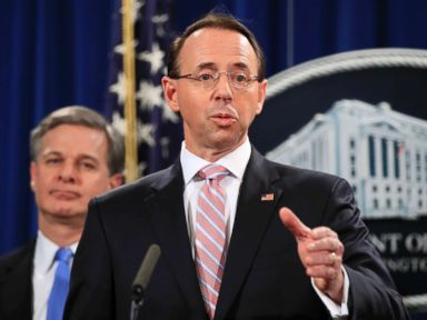 Deputy AG Rod Rosenstein staying longer at the Department of Justice: Sources
