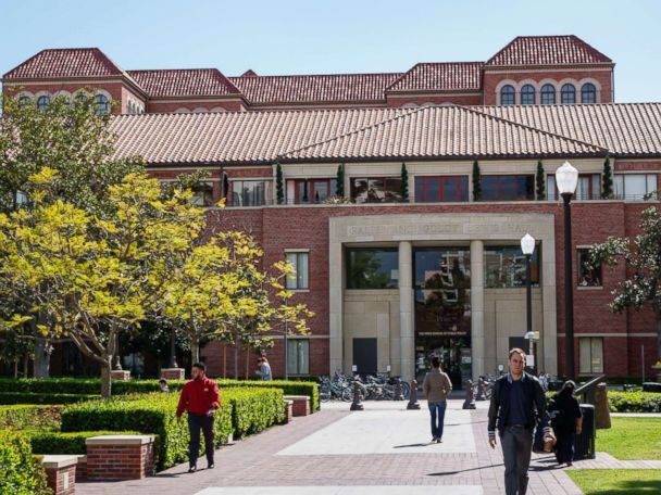 USC president to resign over scandal involving former campus gynecologist