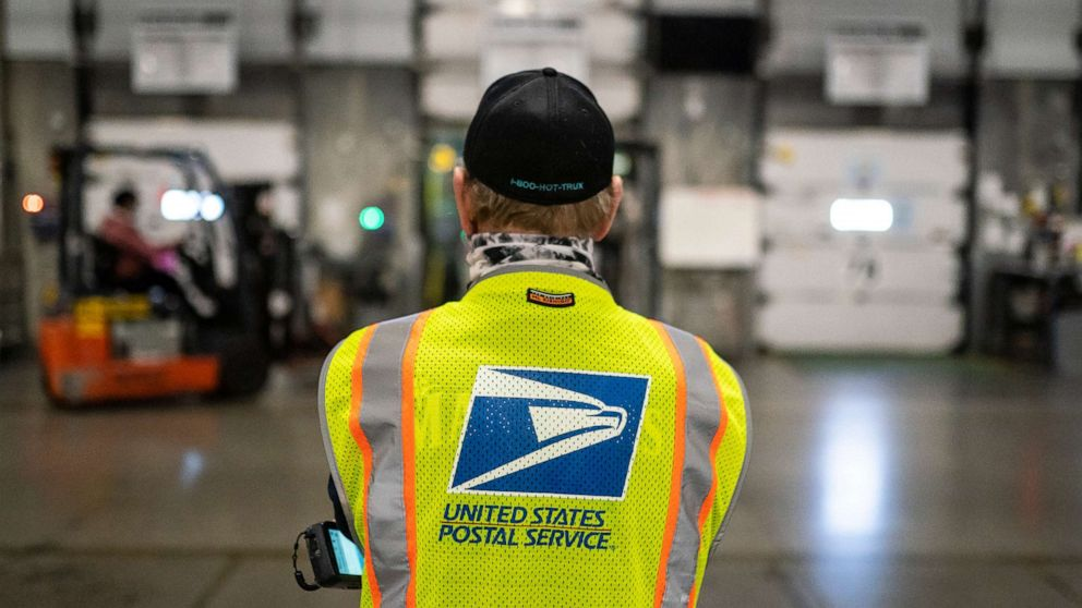 Mail delivery standards in parts of the country remain well below levels prior to Postmaster General Louis DeJoy's cost-cutting overhaul of the Postal Service in July, a new report from a Senate Democrat found Friday.