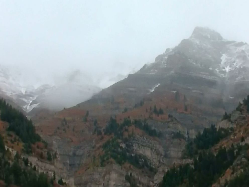 PHOTO: Mount Timpanogos in Utah.