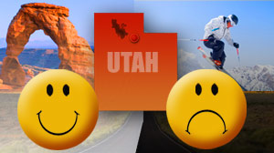 IMAGE: Utah the land of extremes.