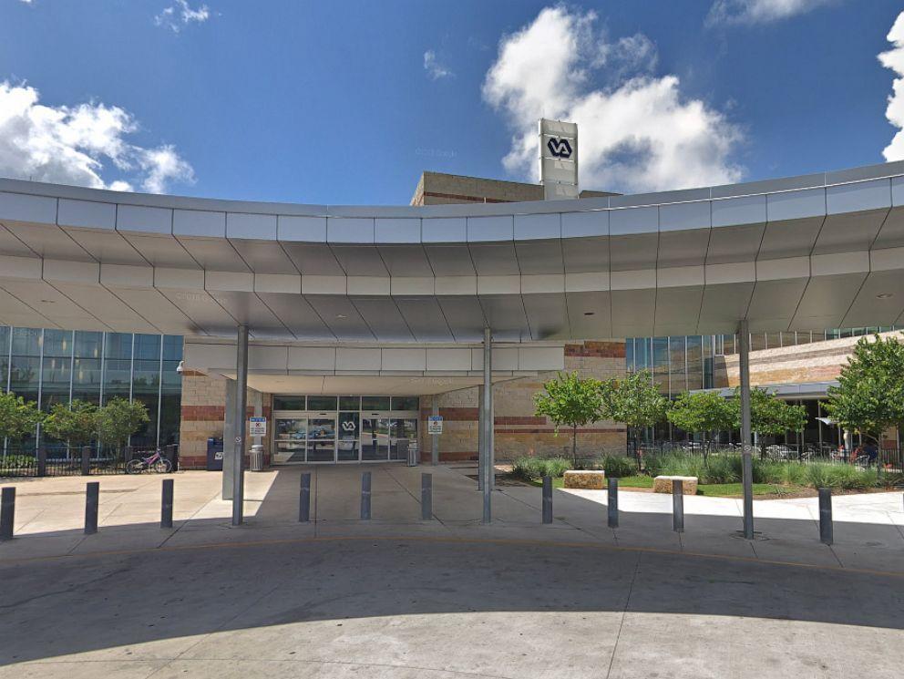 PHOTO: Veterans Affairs (VA) outpatient clinic in Austin, Texas.