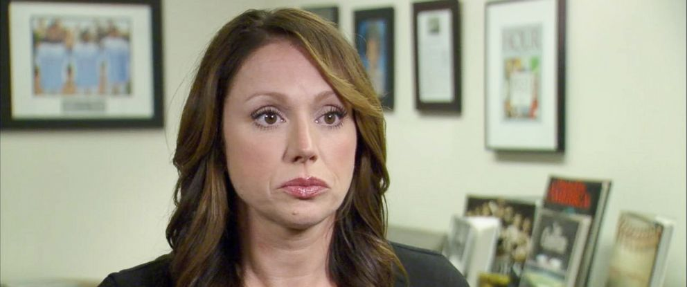 PHOTO: Rebecca Bredow says she could face jail time for choosing not to vaccinate her son in an interview with ABC News