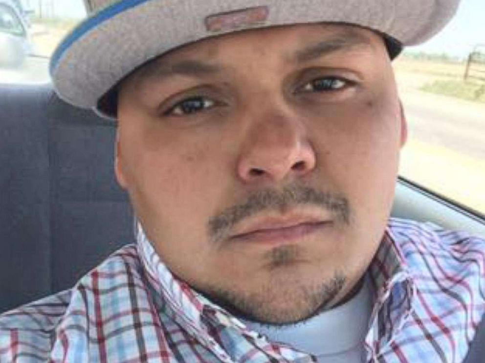 PHOTO: Victor Vasquez, 26, is pictured in this undated Facebook photo. He was fatally shot at a Walmart in Colorado on Nov. 1, 2017.
