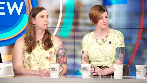 Transgender Army members talk new military policy on 'The View': 'If you're transgender you're simply not welcome'