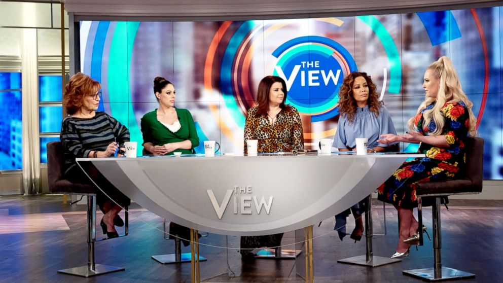 """The View"" co-hosts discuss the recent developments of Jussie Smollett's alleged false police report on Feb. 21, 2019."