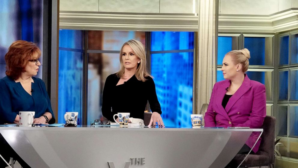 Is it ever fair to compare yourself to an ex's new partner? 'The View' discusses