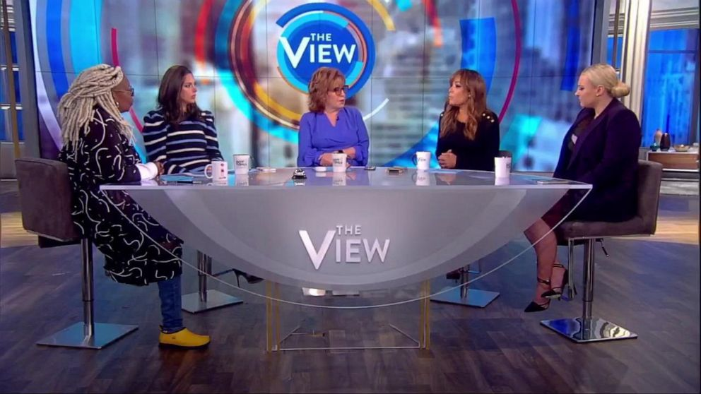 PHOTO: The View spoke about Amber Guygers sentencing Thursday.