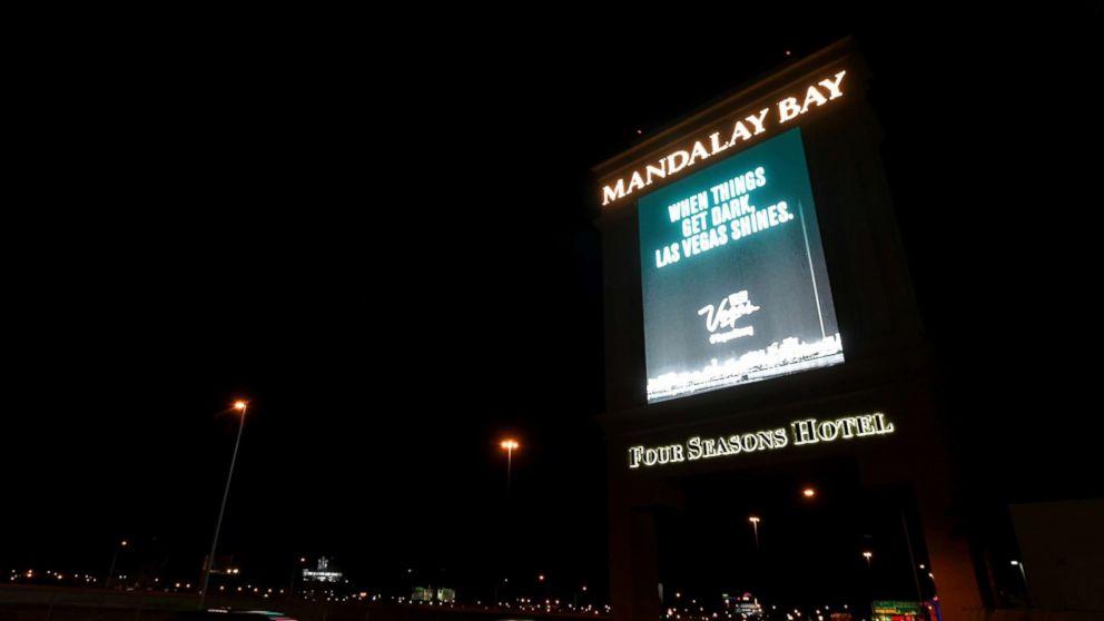 Vegas Police Change Shooting Timeline Guard Alerted Security Before