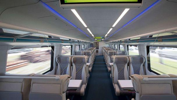 High-speed California-to-Las Vegas train plan is a go